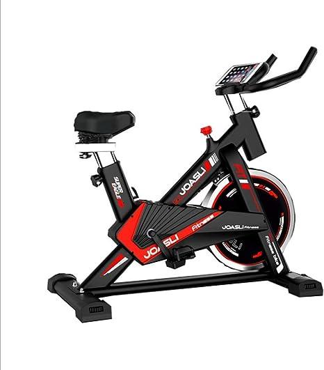 Nfudishpu Home Fitness Spinning Bike, Bicicleta estática para Interiores, Adecuada para Adelgazar: Amazon.es: Deportes y aire libre