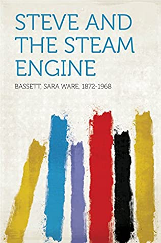 book cover of Steve and the Steam Engine