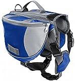 Pettom Pet Dog Saddlebag Backpack for Dogs