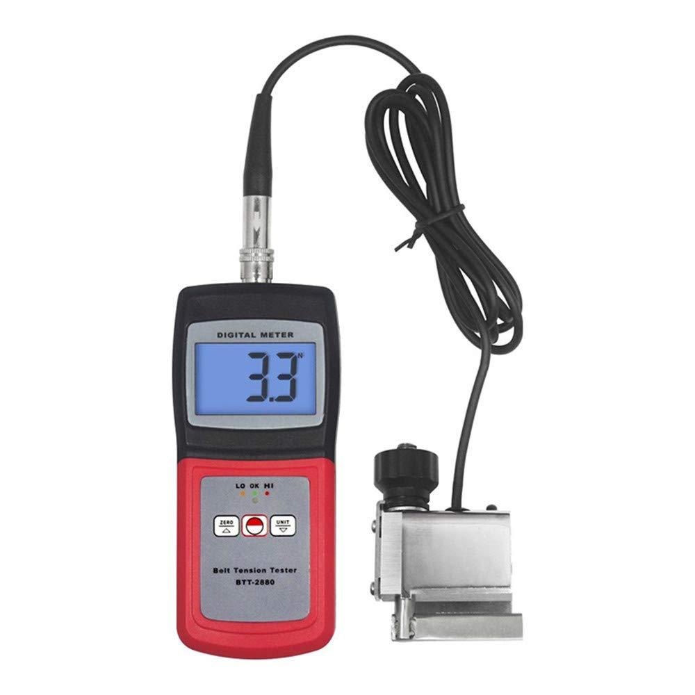 YJINGRUI BTT-2880 High Precision Belt Tension Tester Digital Belt Tension Gauge Strap Strain Force Measuring Instruments Meter   B07J1DL7M3