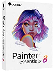 $49 » Corel Painter Essentials 8 | Beginner Digital Painting Software | Drawing & Photo Art [PC/Mac Key Card]