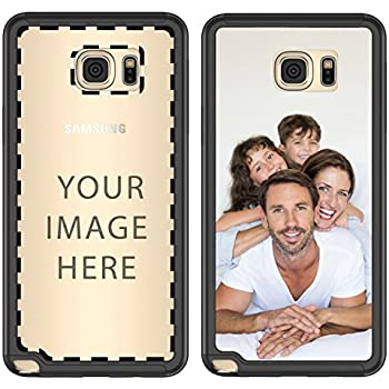size 40 6dd24 68fdc Amazon.com: Samsung Galaxy Note 5 Case, Your Own Custom iPhone ...
