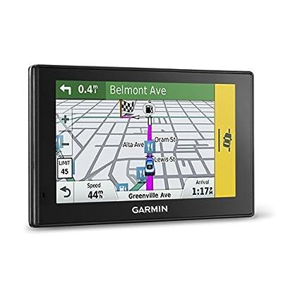 Garmin DriveAssist 51 Full EU LMT-S - Navegador GPS con mapas de por Vida y tráfico vía móvil (Pantalla de 5