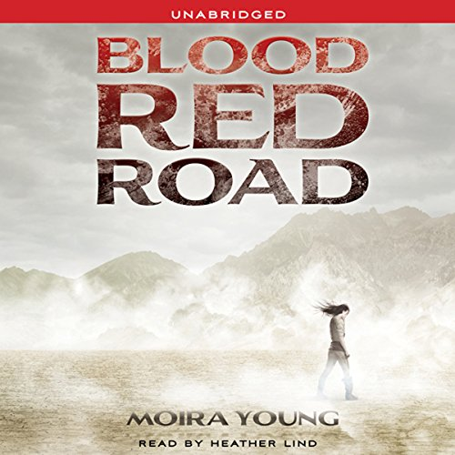 Blood Red Road Audiobook [Free Download by Trial] thumbnail