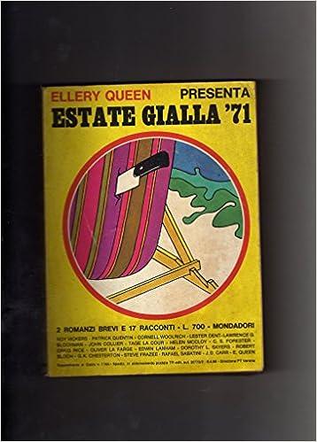Ellery Queen presenta : estate gialla '74