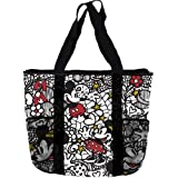 Disney Mickey Minnie Mouse Lace Mesh Tote Bag