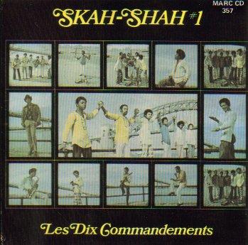 Skah-Shah #1: Les Dix Commandements by Marc Records