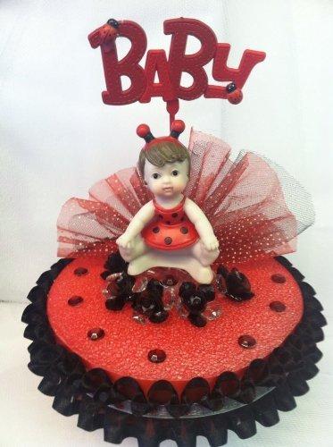 Amazon Girls Ladybug Centerpiece Birthday Party Baby Shower