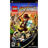 LEGO Indiana Jones 2: La aventura continúa - Sony PSP