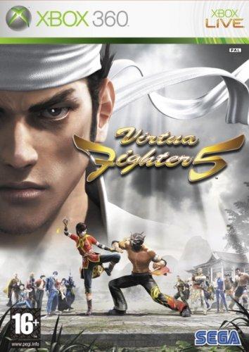 Xbox 360 Virtua Fighter 5 (Xbox 360 Virtual Games)