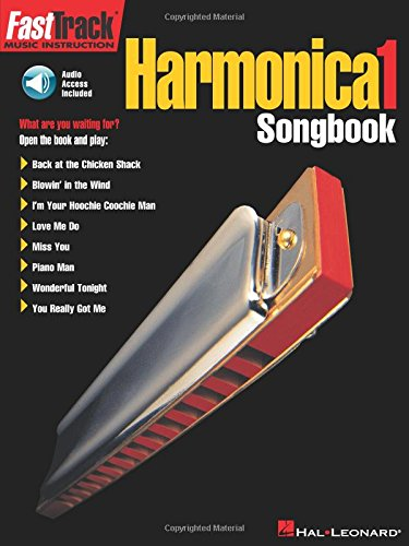 FastTrack Harmonica Songbook - Level 1 (FastTrack Music Instruction)