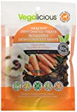 Vegalicious Dehydrated Dog Treats, Carrot Chips, 158.8g/5.6 oz, 1 Pouch