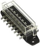 HELLA H84960111 8-Way Lateral Single Fuse Box