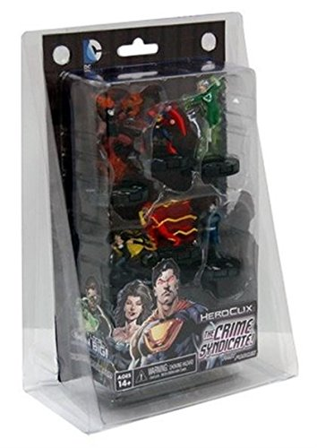 DC HeroClix: Justice League - Trinity War Crime Syndicate Fast Forces Pack