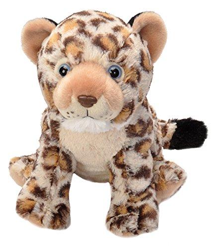 Wild Republic Leopard Cub Plush, Stuffed Animal, Plush Toy, Kids Gifts, Cuddlekins, 12