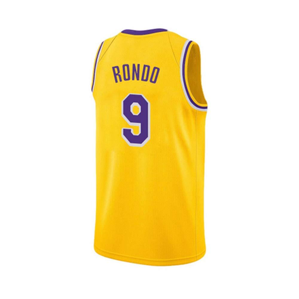 best website a2130 d7b20 SPORTSBOYBasketball Jersey Lakers New Season Retro Purple ...