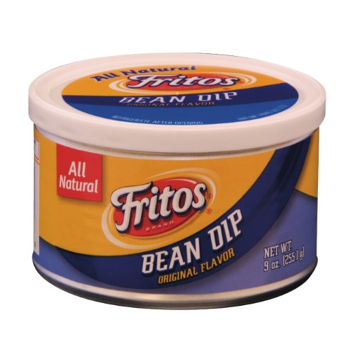 Bean Dip Fritos - Fritos Bean Dip, 9 Ounce (Pack of 6)