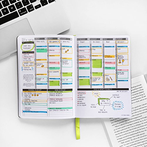 Passion Planner - Compact Size (A5 - 5.5