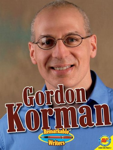 Gordon Korman (Remarkable Writers) PDF