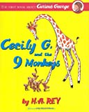 Cecily G. and the 9 Monkeys, H. A. Rey and Margret Rey, 0618800662
