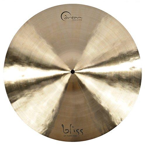 Paper Thin Crash Cymbal - Dream 18