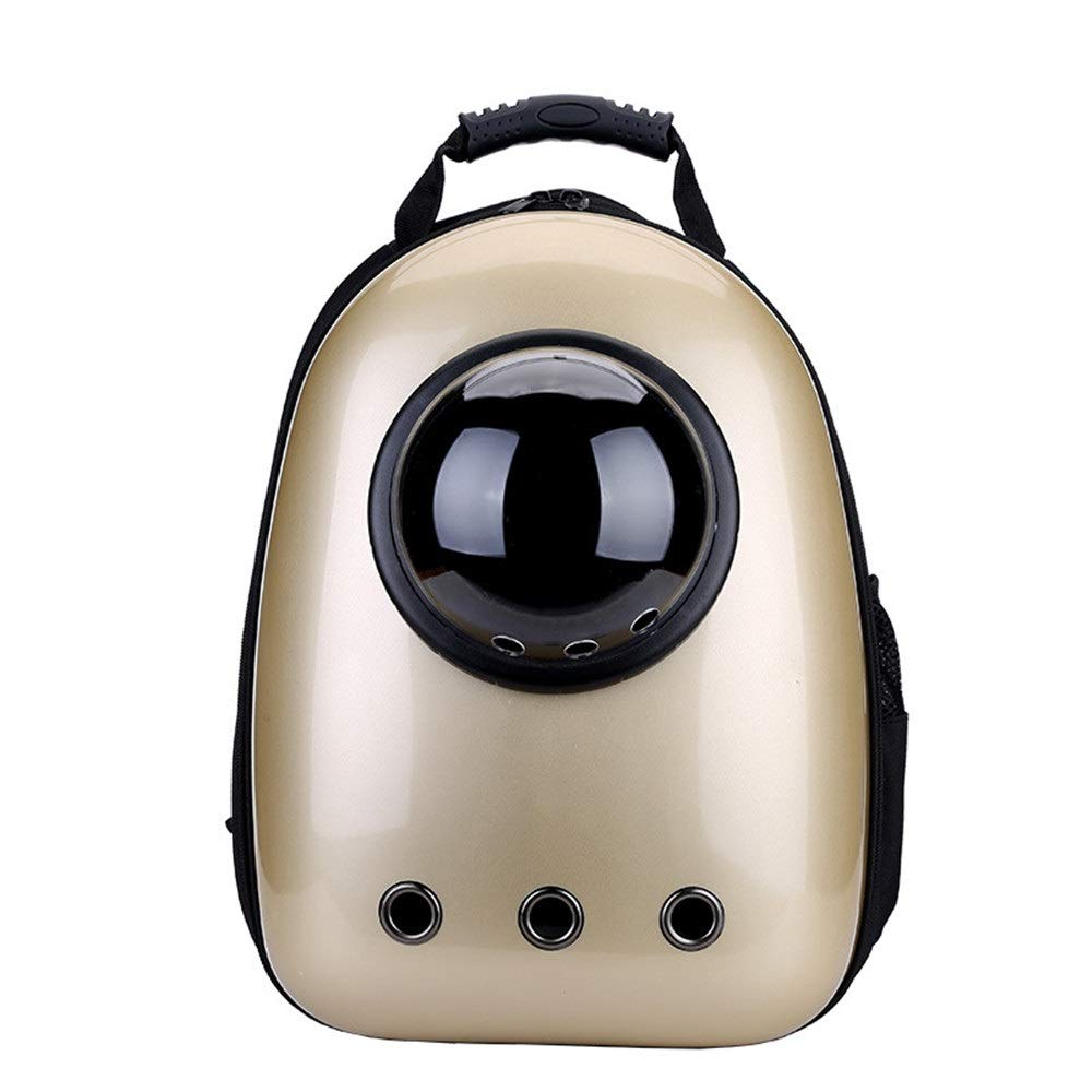 2 Astronaut Pet Cat Dog Puppy Carrier Travel Bag Space Capsule Backpack Breathable