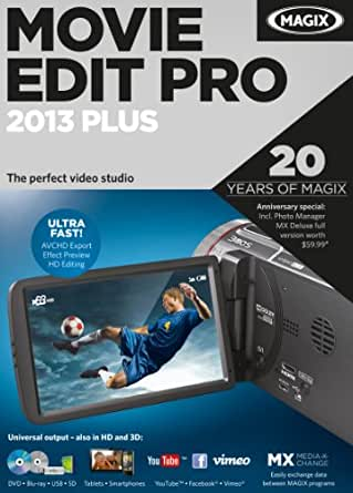 MAGIX Movie Edit Pro 2013 Plus [Download]