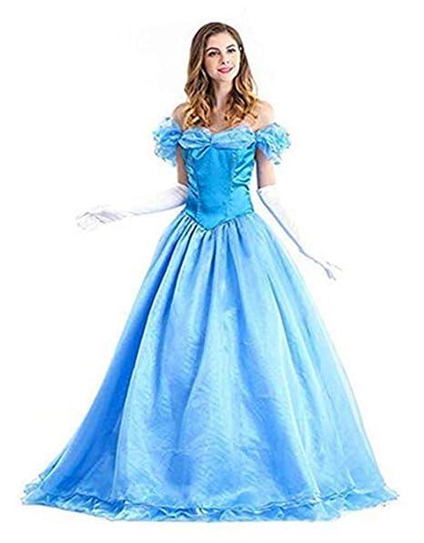 Xyfw Vestido De Princesa De Cuento De Hadas Sexy para Mujer ...