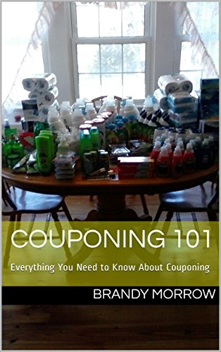 Couponing 101: Everything You Need to Know About Couponing