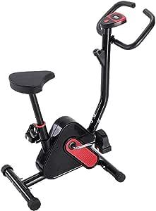 Bicicleta estática, ejercicio casero plegable Ciclismo Fitness ...