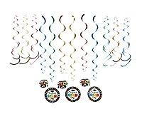 American Greetings Congrats Grad Hanging Party Decorations, Multicolor