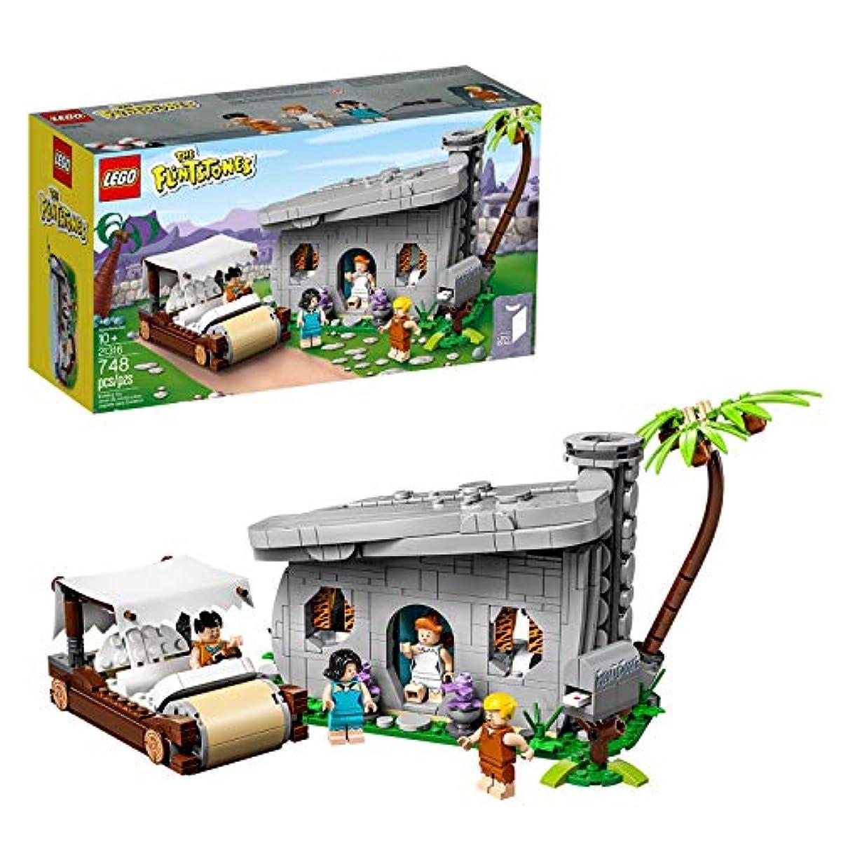 [해외] 레고(LEGO) 아이디어 원시 가족 플린트 doll 21316 블럭 장난감