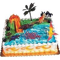 Oasis Supply Dinosaur Cake Rex Topper Kit, 1 Set