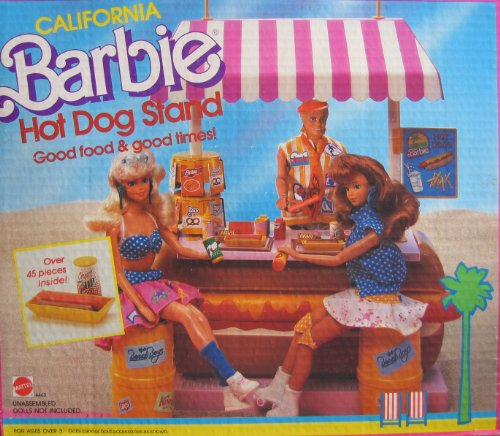 California Barbie PLAYSET Mattel Hawthorne