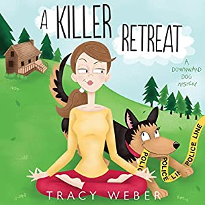 A Killer Retreat: A Downward Dog Mystery #2 Audiobook