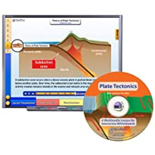 NewPath Learning Plate Tectonics Multimedia Lesson, Single User License, Grade 6-10