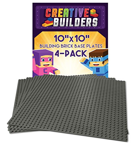 Costumes Starting With S And P (Creative Builders, 4-Pack 10