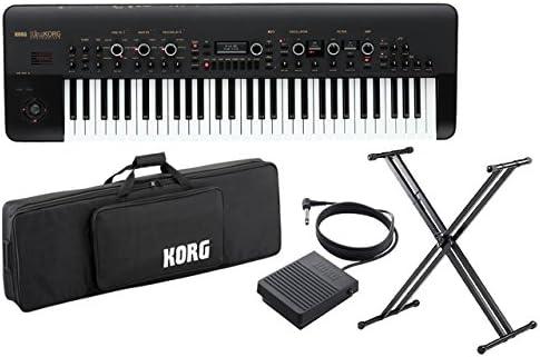 KORG(コルグ) シンセサイザー KingKORG BK ブラック エントリーパック