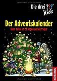 Die drei ??? Kids / Der Adventskalender: Dem Täter in 24 Tagen auf der Spur