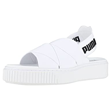 03ec86232092 Amazon.com  PUMA Platform Sandal Womens Sandals  Clothing