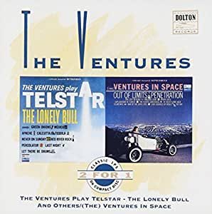 Play Telstar/Ventures in Space