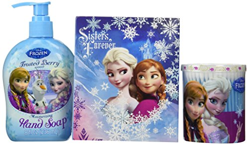 Disney Frozen 3 Piece Bathroom Essentials Gift Set