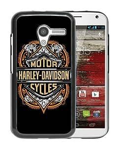 Individual Design Phone Case HARLEY DAVIDSON 2 Black Popular Sale Motorola Moto X Phone Case