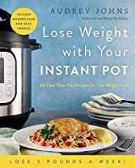 Everyone loves how the Instant Pot is revolutionizing cooking with easy one-pot meals. But what if you can enjoy your favorite food with the speed and ease of the Instant Pot—while losing weight?       After a lifelong struggle with fa...