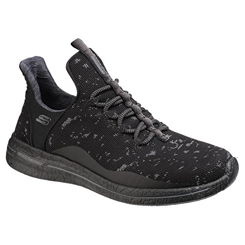 Skechers Damen Burst 2.0 New Avenue Sneaker Schwarz