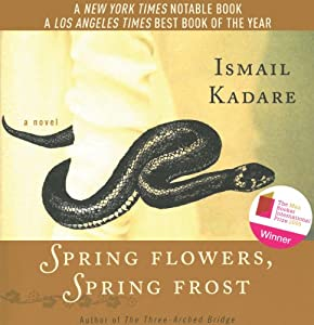 Spring Flowers, Spring Frost Audiobook