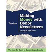 Making Money with Donor Newsletters