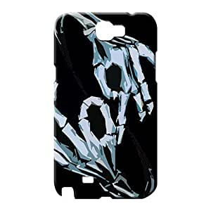 samsung note 2 Attractive Compatible High Grade phone case cover korn throwing signs