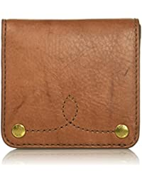 Campus Rivet Small Leather Snap Wallet