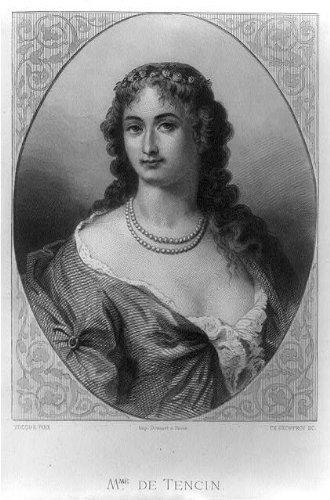 (Infinite Photographs Photo: Claudine Alexandrine Guerin de Tencin,1682-1749,French salonist,Author)
